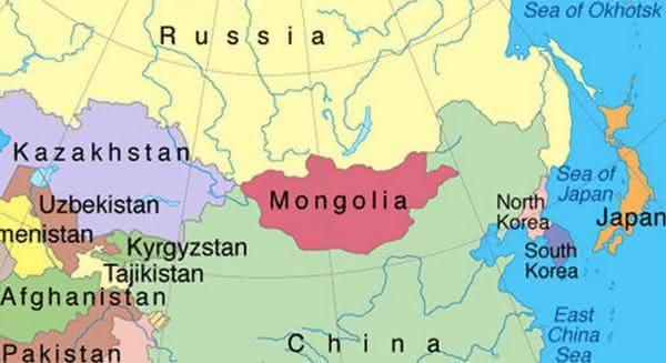 russia-mongolia entre as maiores fronteiras terrestres do mundo