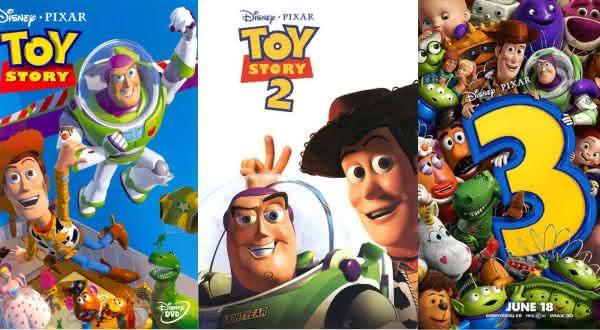 toy story entre as trilogias de filmes mais bem sucedidas de todos os tempos