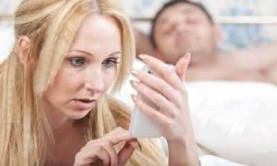 atende celular entre os sinais de que ela provavelmente ira te trair