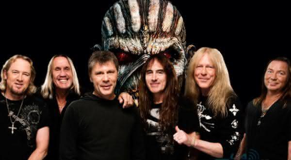 iron maiden entre as melhores bandas de heavy metal de todos os tempos