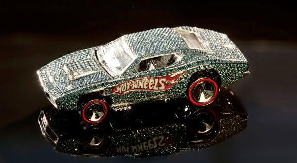 Hot Wheels 18k entre os brinquedos mais caros do mundo