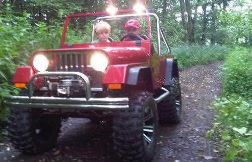Junior Off Roader entre os brinquedos mais caros do mundo