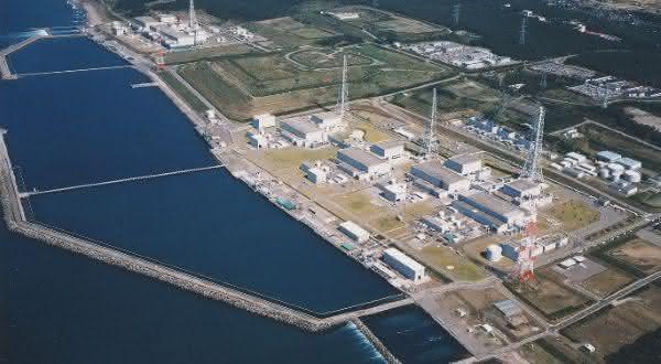 Kashiwazaki-Kariwa entre as maiores usinas nucleares do mundo