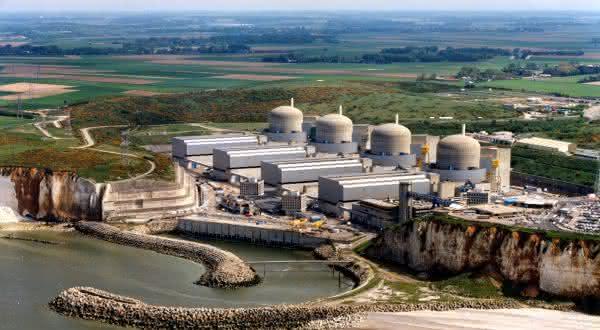 Paluel entre as maiores usinas nucleares do mundo