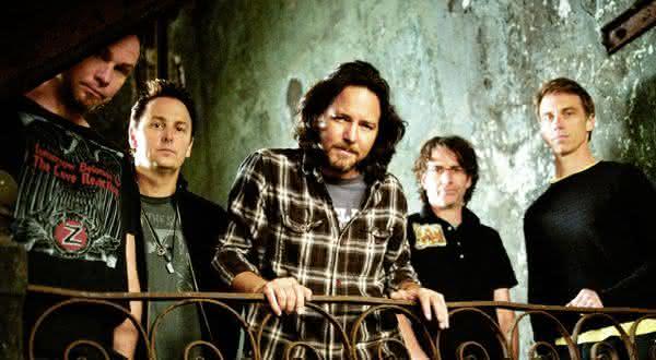Pearl Jam entre as maiores bandas de rock alternativo de todos os tempos