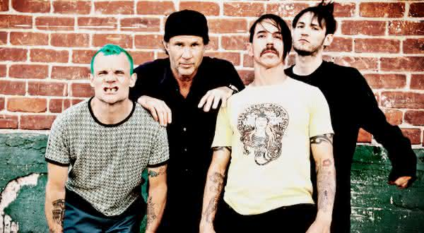 Red Hot Chili Peppers entre as maiores bandas de rock alternativo de todos os tempos
