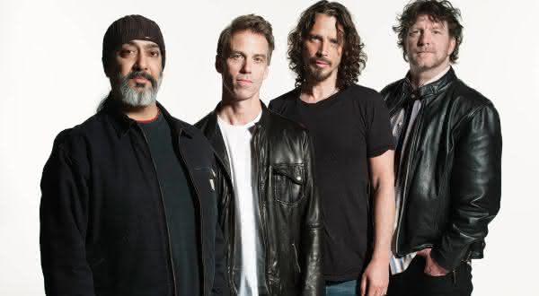 Soundgarden entre as maiores bandas de rock alternativo de todos os tempos