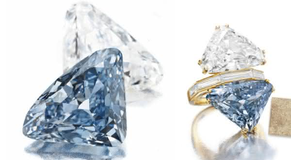 The Bulgari Blue entre os aneis mais caros ja feitos