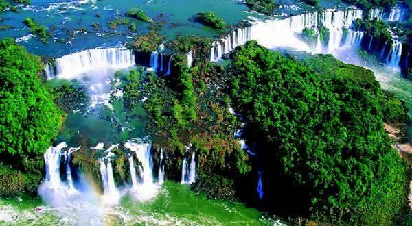 iguacu 2 entre os parques nacionais mais bonitos do brasil