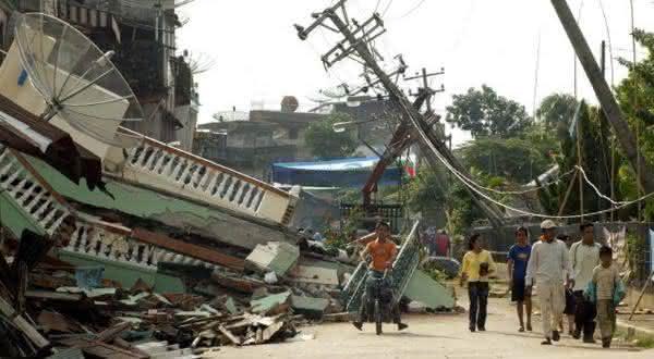 indonesia entre os paises mais propensos a terremotos