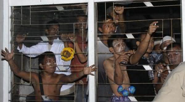 indonesia paises com a maior populacao carceraria do mundo