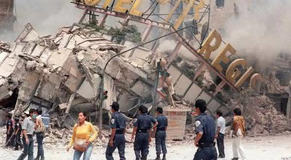 mexico entre os paises mais propensos a terremotos