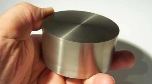 titanio entre os metais mais fortes do mundo