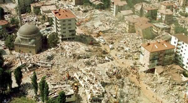 turquia entre os paises mais propensos a terremotos