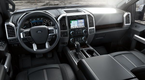 Ford F-150 Platinum Supercab 2 entre as camionetes mais caras do mundo