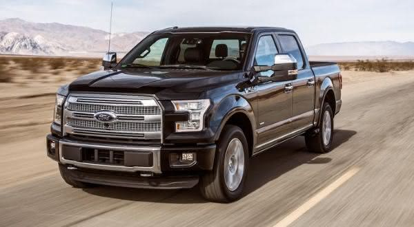 Ford F-150 Platinum Supercab  entre as camionetes mais caras do mundo