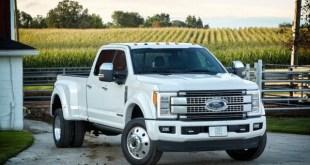 Ford F-450 Platinum 2 entre as camionetes mais caras do mundo