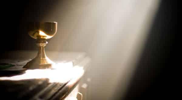 calice sagrado entre os maiores misterios da biblia