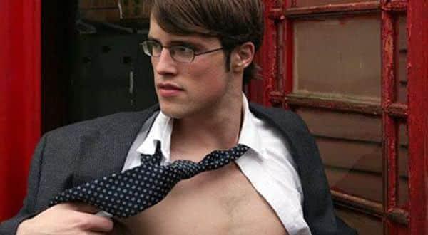 nerds entre os tipos de homens que as mulheres amam
