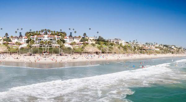 venice entre as praias urbanas mais populares do mundo