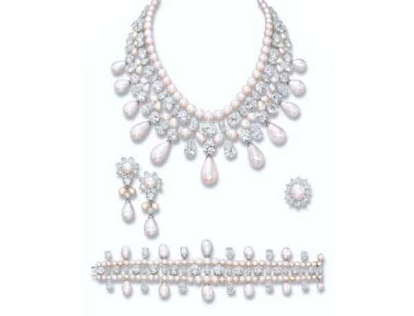 Gulf Pearl Parure  entre as pulseiras mais caras do mundo