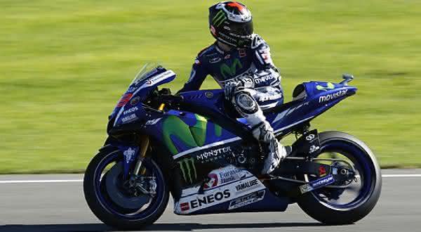Jorge Lorenzo pilotos de MotoGP mais bem pagos