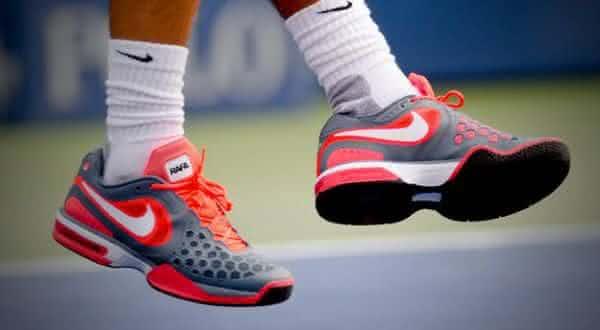 Rafael Nadal entre os tenis nike mais caros do mundo