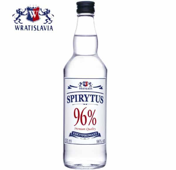 Spirytus Stawski entre as bebidas alcoolicas mais fortes do mundo