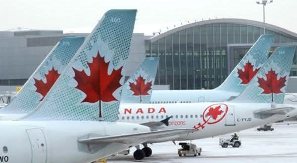 canada entre os paises com mais aeroportos do mundo