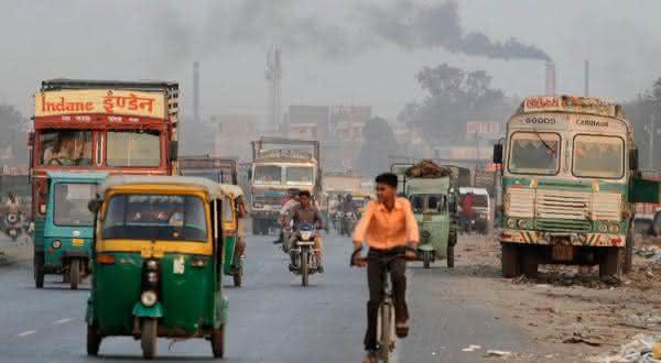 india paises que mais contribuem para o aquecimento global