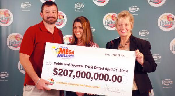 414 entre os maiores premios de loterias