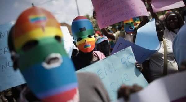 quenia entre os países que condenam e punem homossexuais