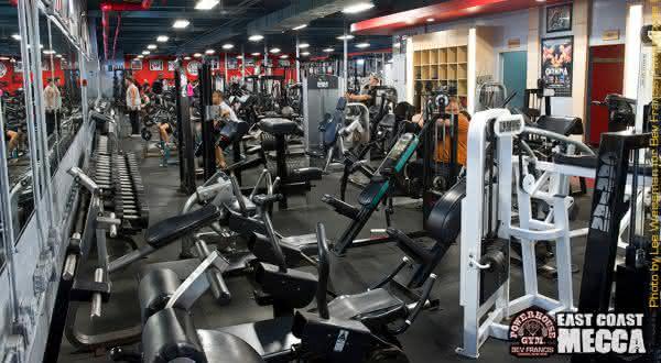 Bev Francis Powerhouse Gym entre as melhores academias do mundo