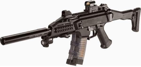 evo 3 entre as melhores metralhadoras do mundo