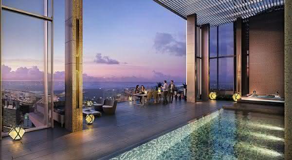 Clermont Residence 3 entre os apartamentos mais caros do mundo