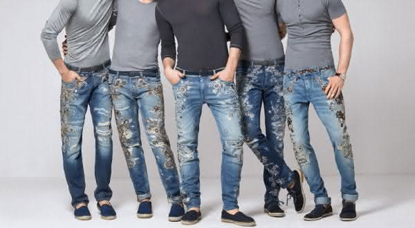 DOLCE e GABBANA jeans entre os jeans mais caros do mundo