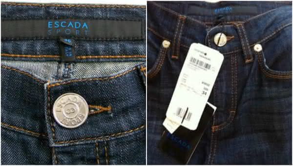 Escada jeans entre os jeans mais caros do mundo