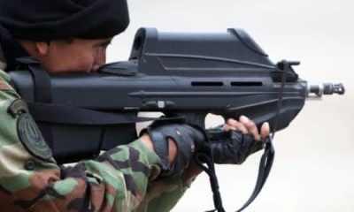 fn f2000 entre as melhores metralhadoras do mundo