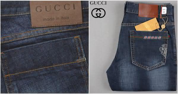 Gucci jeans entre os jeans mais caros do mundo