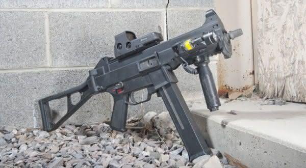 ump entre as melhores metralhadoras do mundo