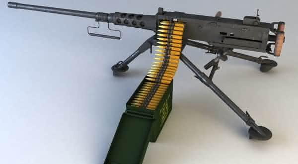 m2 entre as melhores metralhadoras do mundo