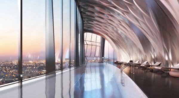 One Thousand Museum 2 entre os apartamentos mais caros do mundo