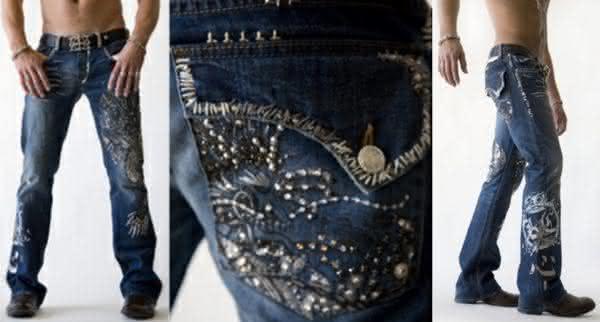 Secret Circus entre os jeans mais caros do mundo