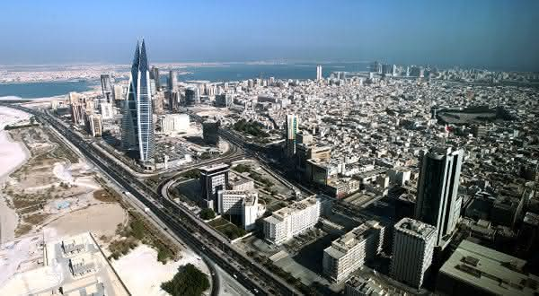 bahrein entre os países mais densamente povoados do mundo