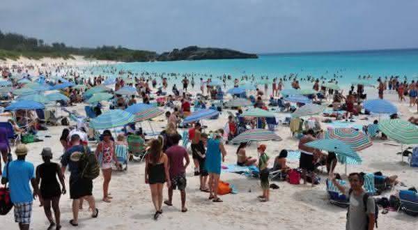 bermuda entre os países mais densamente povoados do mundo