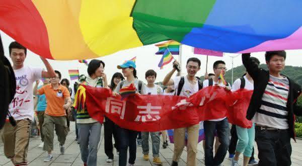 china entre os países com maior população gay do mundo
