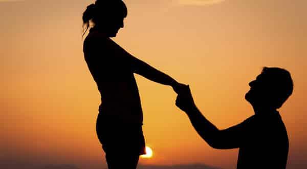 se compromete entre as qualidades que toda mulher deseja em um homem