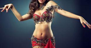 ventre entre os estilos de dança mais populares do mundo