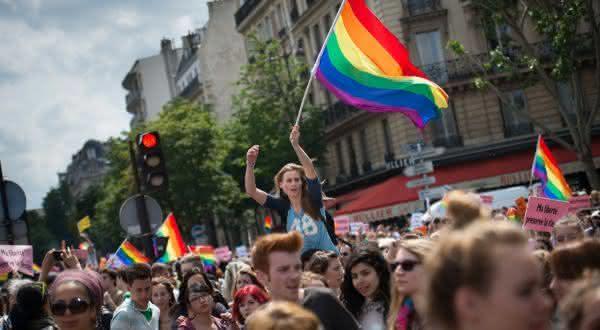 frança entre os países com maior população gay do mundo