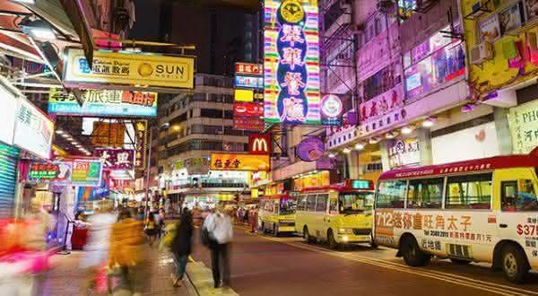 hong kong entre os países mais densamente povoados do mundo